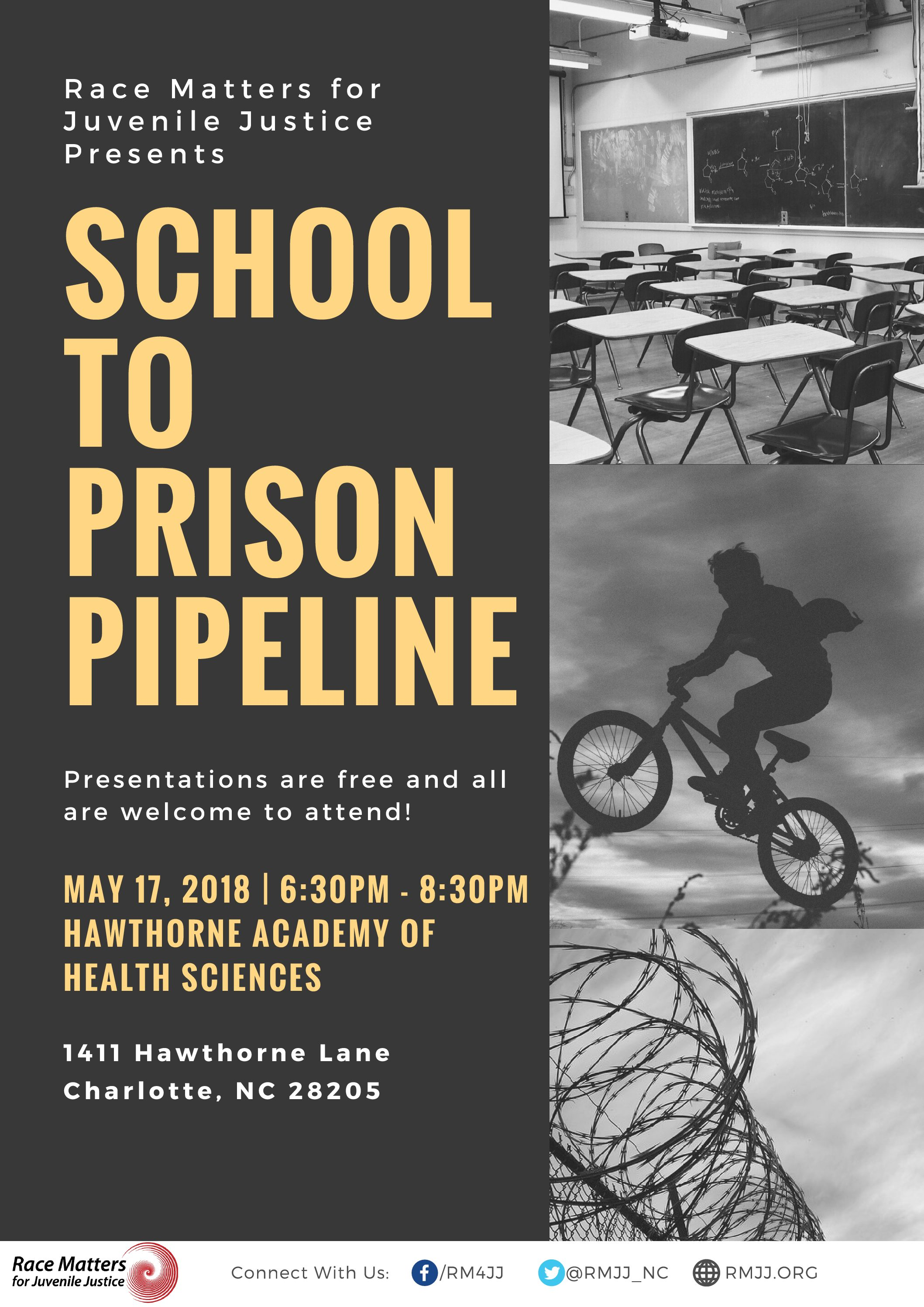 the juvenile justice school to prison pipeline To the juvenile delinquency elements of the school to prison pipeline • racial & ethnic disparities • zero tolerance discipline and zero tolerance policies in school discipline modeled after criminal justice policies - the war on drugs • 1994 safe and gun-free schools act- tied mandatory.